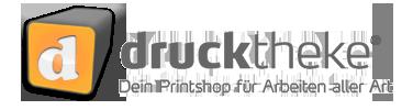 Logo drucktheke